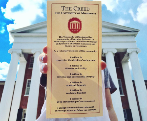 The Creed and the Lyceum